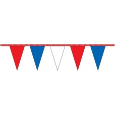 Pennant Strings - Red, White & Blue